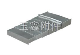 91931-317钢板不锈钢板导轨防护罩