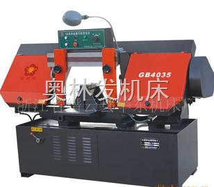 供应宝石花GB4035型卧式金属带锯床(图)