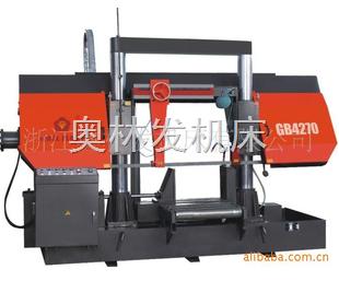 供应GB4270圆柱龙门式金属带锯床