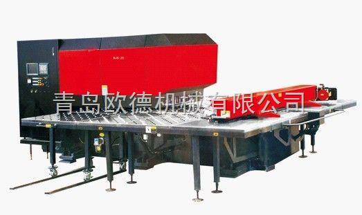 OD8系列机械式数控转塔冲床厂