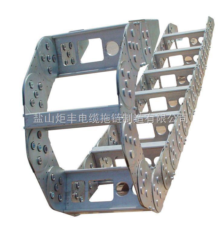 承重型钢铝拖链