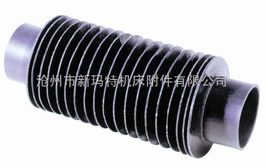 伸缩式阻燃丝杠防护罩