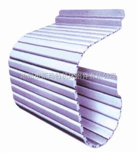 数控专机防护帘及防尘折布