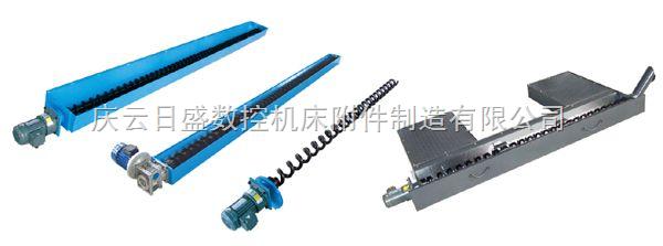 螺旋式排屑机,LX系列螺旋式排屑装置