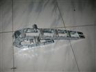 耐磨桥式重型钢制拖链