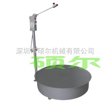 圆盘自动材料架