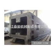 大型机床部件加工制造