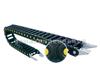 TLS62、TLF62系列新加强型工程塑料拖链(金属接头)