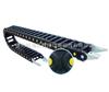 TLS56、TLF56系列新加强型工程塑料拖链(金属接头)
