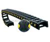 TLS56、TLF56系列新加强型工程塑料拖链(塑料接头)