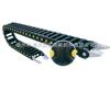 TLS36、TLF36系列新加型工程塑料拖链(金属接头)