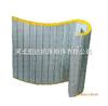 河北盐山铝帘生产厂,铝合金导轨防护帘,数控导轨耐高温防尘防铁屑保护帘