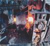 铸造中频炉 250KW连续加热感应电炉