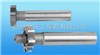 直柄T型槽铣刀 直柄半圆键槽铣刀 Straight shank T type slot mill Straight shank semi-circular cotter mill cutter